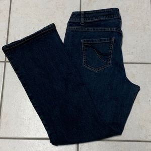 Lane Bryant Genius Fit Bootcut Jeans Size 16